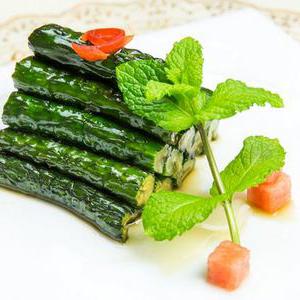 黄瓜的家常做法 黄瓜减肥法