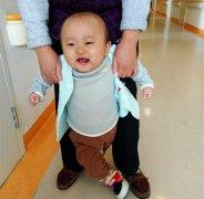 患病男童:借助脐带血获得生命重生!